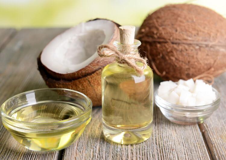 blanqueamiento dental con aceite de coco