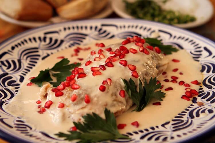 chile plato mexicano