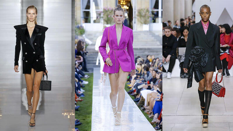 blazer ideal en ropa de moda para mujer
