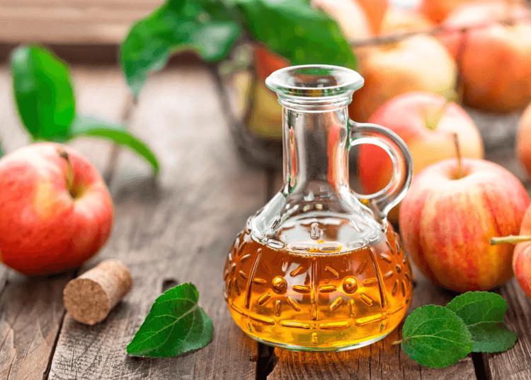 blanqueamiento dental con vinagre de manzana