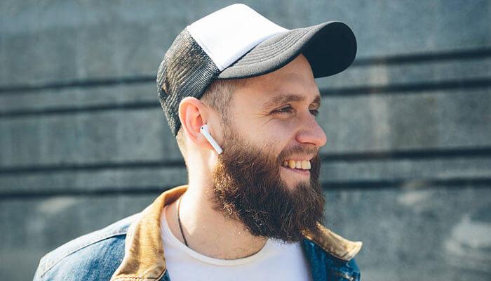 auriculares inalambricos moda