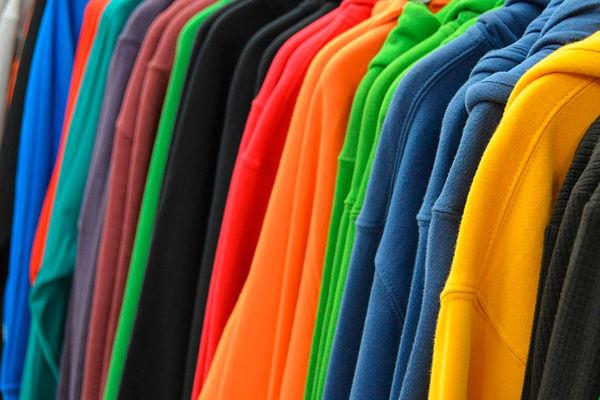 uniformes de colores