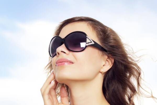 gafas de sol envolventes mujer