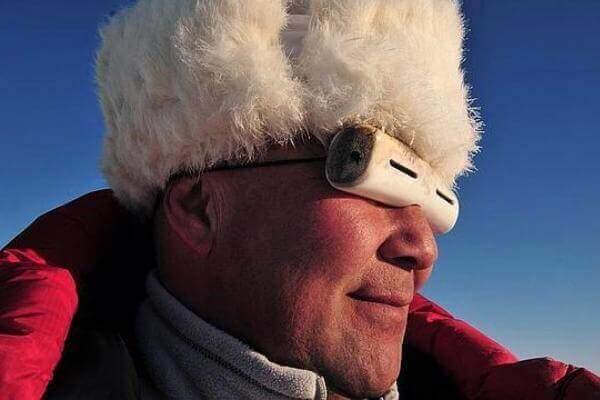 gafas de sol esquimales