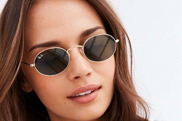 gafas de sol ovaladas pàra mujer de sol